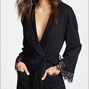 FP Sweetest Thing black robe BNWT